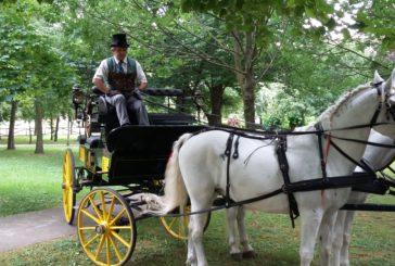 Tour in carrozza d'epoca in occasione di Castelli Aperti