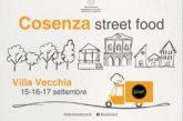 Cibo di strada protagonista al 'Cosenza Street Food'