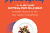 Chef e musica a braccetto per la 6^ edizione di Taste of Roma