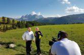 'Girovagando' presenta il tv il meglio della stagione in Val di Fassa