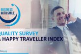 Happy Traveller Index, nuova Quality Survey di Cisalpina Tours
