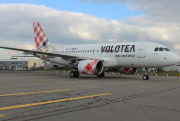 Volotea ripristina 10 rotte stagionali in partenza da Palermo