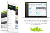 Weellgo, crescono i viaggi caricati sull'app e gli utenti che la utilizzano in viaggio