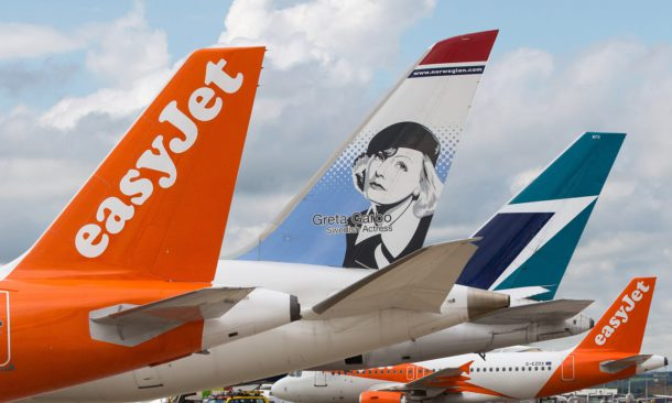 Easyjet: voli intercontinentali low cost