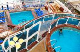 Parte da Venezia la 'Desire Cruise', nave da crociere per 'soli adulti'