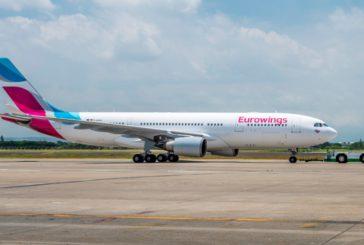 Eurowings vola da Monaco verso le spiagge della Thailandia