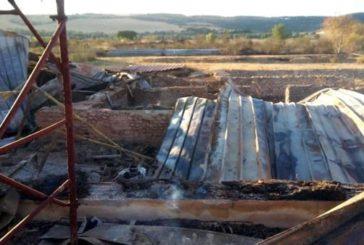 Villa Faragola, dal Mibact 400mila euro per primi interventi dopo incendio