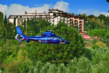 In elicottero per ammirare la Valle del Serchio con le proposte di Ciocco Tenuta e Parco