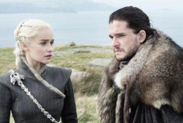 I protagonisti di Game of Thrones a Napoli per spot di D&G