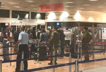 Voli cancellati per maltempo a Palermo, protestano i passeggeri