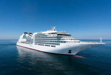 Fincantieri vara Seabourn Ovation, nuova nave extra-lusso di Seabourn cruise line