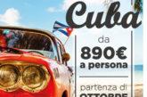 'Caraibi d'Ottobre', nuova promozione di Eden Viaggi