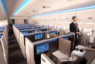 Delta entro primavera 2018 volerà con l'A350 in Europa e in Cina