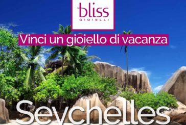 Bliss e Going mettono in palio 2 soggiorni alle Seychelles