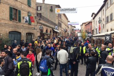 Sant'Angelo in Vado si prepara ad un weekend tra moto e sapori