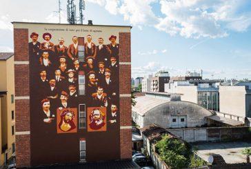 Milano, il quartiere Ortica diventa museo a cielo aperto
