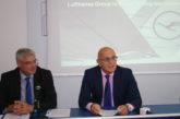 Lufthansa debutta a Bari con il collegamento per Francoforte