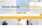 Anche in Italia arriva Bidroom.com: zero commissioni e prezzi più bassi per fronteggiare Booking.com