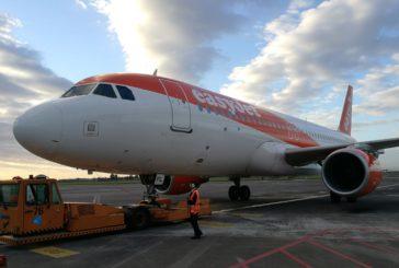 easyJet, da settembre 2018 volo giornaliero tra Torino e Napoli