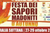 A Petralia torna la Festa dei sapori madoniti d'autunno