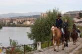 Verona, inaugurata la prima ippostrada urbana in Italia