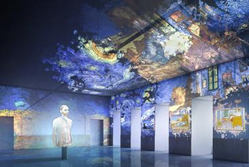 A Napoli arriva la mostra multimediale Van Gogh – The Immersive Experience