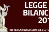 Franceschini: misure straordinarie per cultura e turismo in legge di bilancio 2018