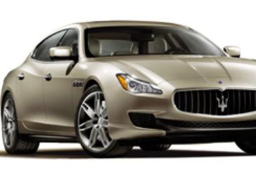 Viaggi dell'Airone omaggi gli sposi con una Maserati