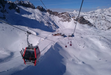 A fine ottobre prende il via la stagione sciistica a Pontedilegno-Tonale
