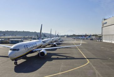 Ryanair annuncia il volo Palermo-Charleroi dal 28 ottobre