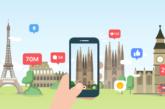 Social network sempre più centrali nella scelta di un viaggio: Parigi la più amata