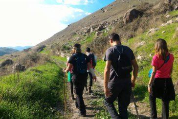 In 5 a piedi per 577 km per mappare l'antica trasversale sicula