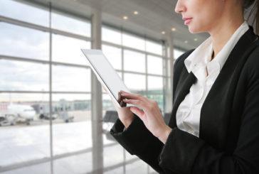 All'aeroporto di Francoforte basta un tablet per ritrovare i bagagli disguidati