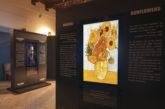 Van Gogh Multimedia Experience, la mostra trasloca da Taormina a Monreale