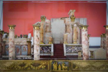 Franceschini inaugura la mostra su Pompei al Madre