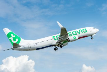 Squilibrato a bordo, aereo Transavia cambia rotta