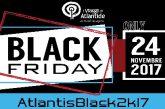 Nuova promozione de I Viaggi di Atlantide per il Black Friday