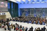 AdR, Orchestra Italiana del Cinema suona 'Harry Potter' al Terminal 3