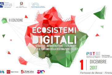 Ecosistemi Digitali, a Firenze focus su 5 progetti di marketing territoriale per il turismo digitale