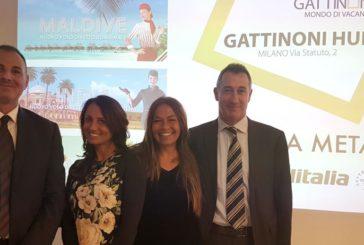 Tante novità all'evento siglato Alitalia e Gattinoni