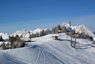 Sabato 25 novembre parte la stagione nella Ski Area Civetta