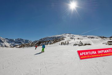 Il 2 dicembre apre la Ski Area Valmalenco, anteprima il 25-26 novembre