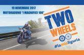 Le bellezze della Liguria si scoprono in moto con 'Two Wheels – I magnifici 100'