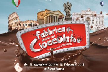 Eurochocolate a Roma per la Fabbrica-Museo del Cioccolato