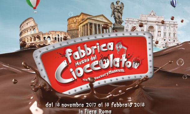 Fabbrica-Museo del Cioccolato, a Roma il parco più dolce del mondo