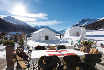 Dormire in una suite di neve, ultima frontiera del turismo a Livigno