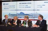 Varata Msc Seaside e Aponte annuncia nuova commessa da 1,8 mld a Fincantieri