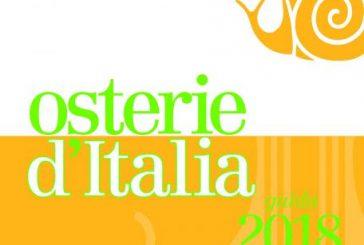 Oltre 100 Chiocciole siciliane nella guida Osterie d'Italia 2018