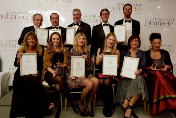 Italia protagonista agli Excellence Awards 2018 di Condé Nast Johansens