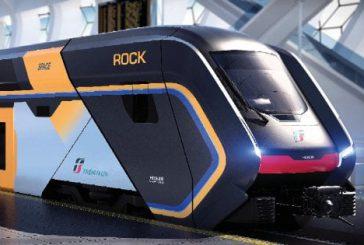 Fs, presentati a Firenze i treni Rock e Pop
